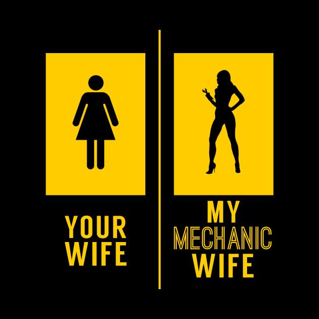 My Mechanic Wife