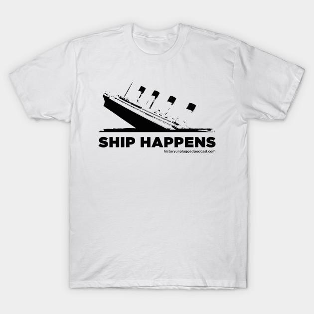 titanic tee shirts