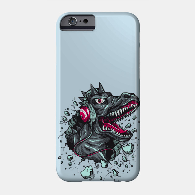 crazy-lla Phone Case