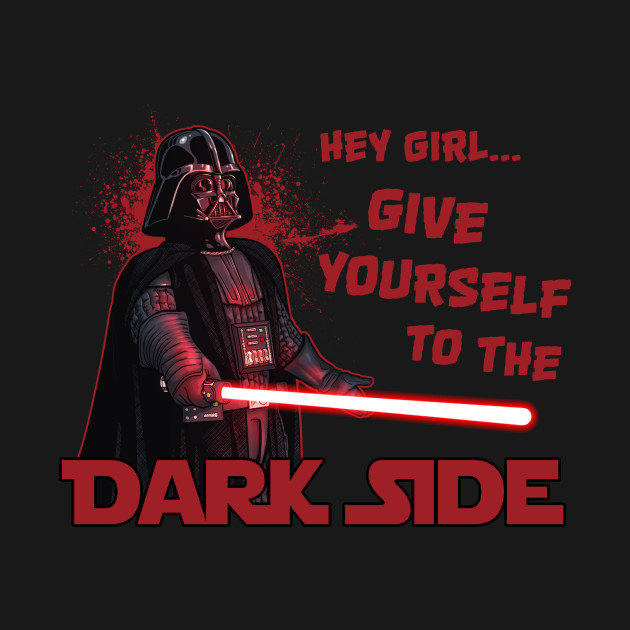 Take a Ride on the Darkside...Girl