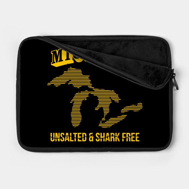Michigan Unsalted & Shark Free' Amazing  Lakes