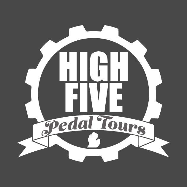 High Five - White Logo