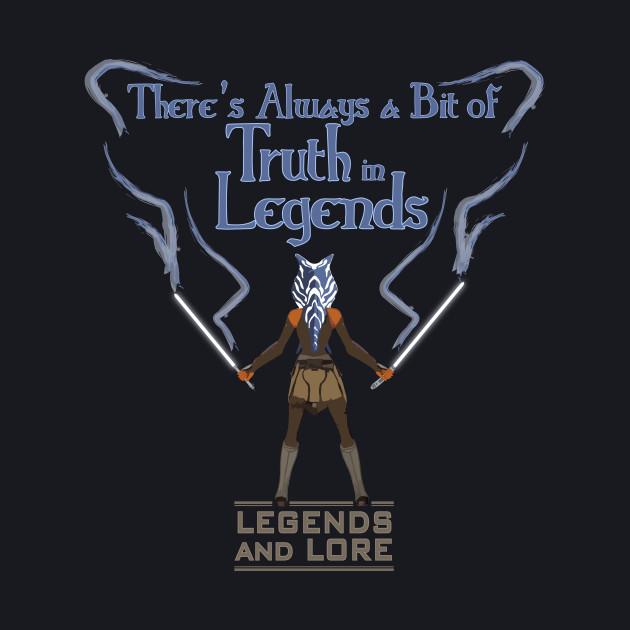 Truth in Legends (Dark Colors)