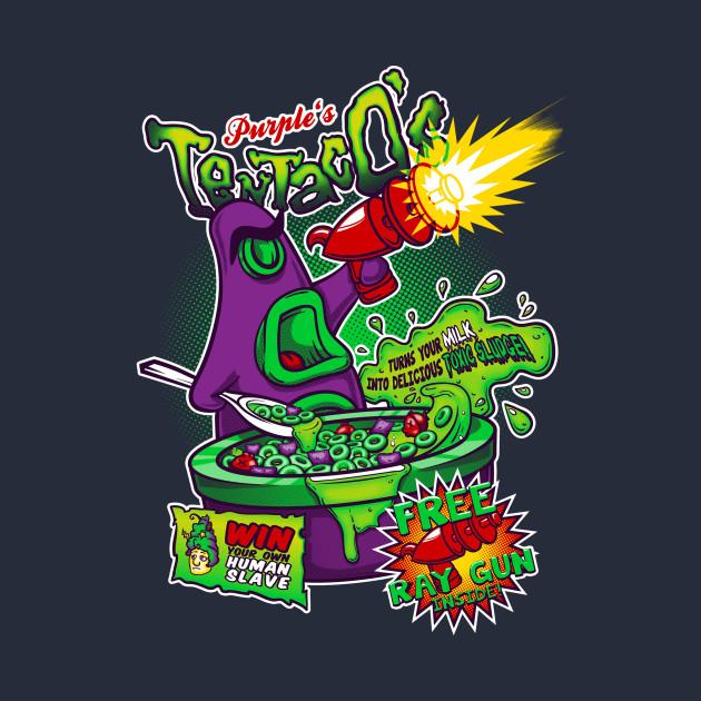 Purple's Tentaco's