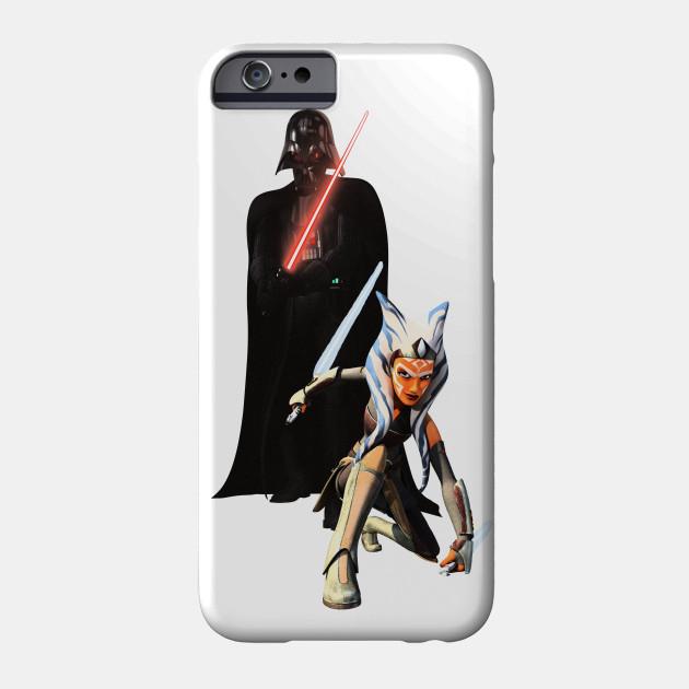brand new 305e2 4a82b Darth Vader & Ahsoka Tano