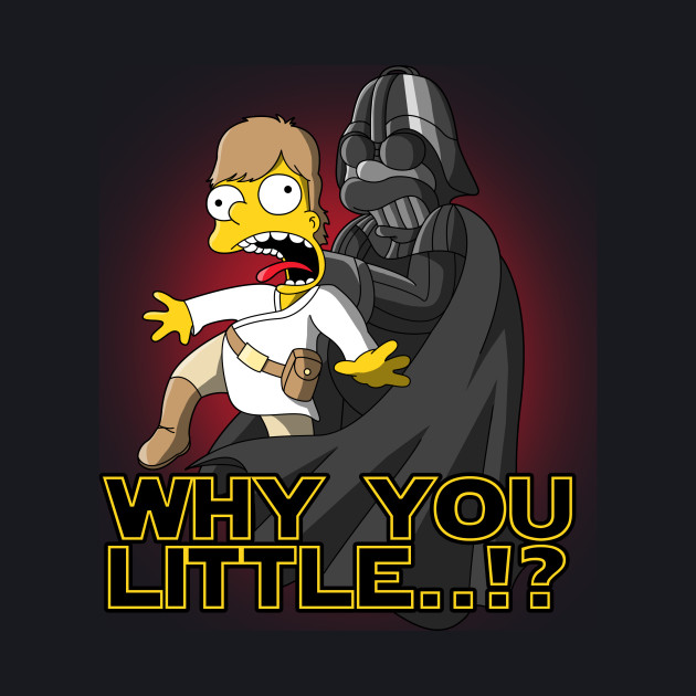 Why you little