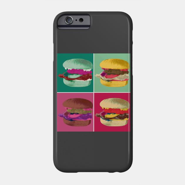 Pop Art Burger #1