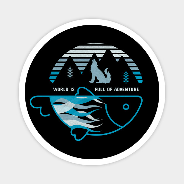 Fishing & Adventure: Full Of Adventure