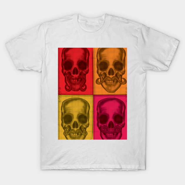 Caveiras The Walking Dead T Shirt Teepublic