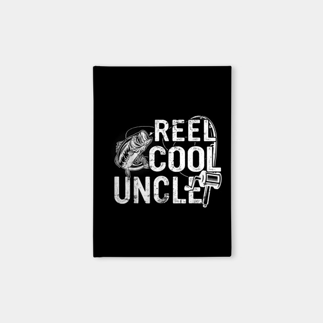Mens Vintage Reel Cool Uncle Family Gifts Ideas For Him Her TShirt