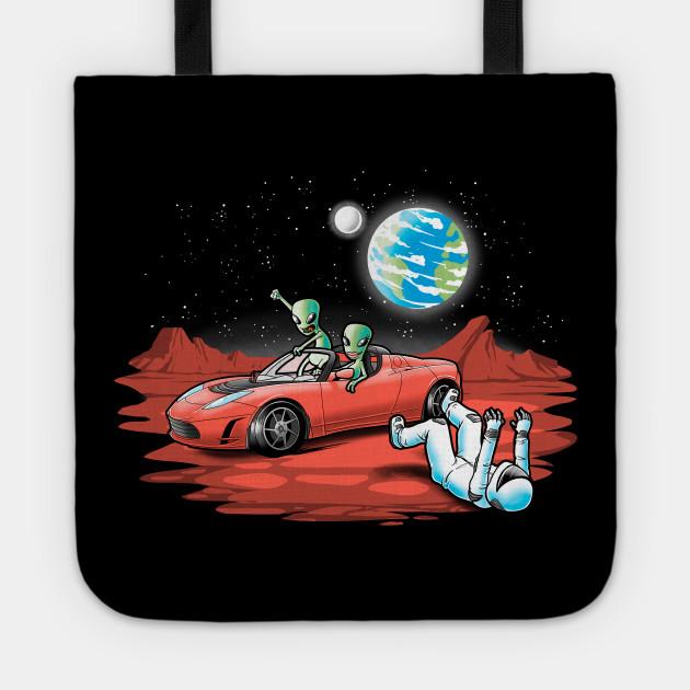 Space car