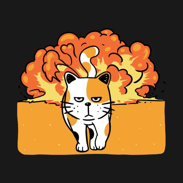 Cat Explotion