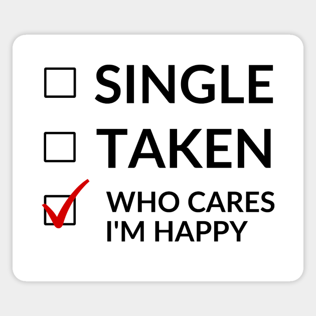 single or taken meme