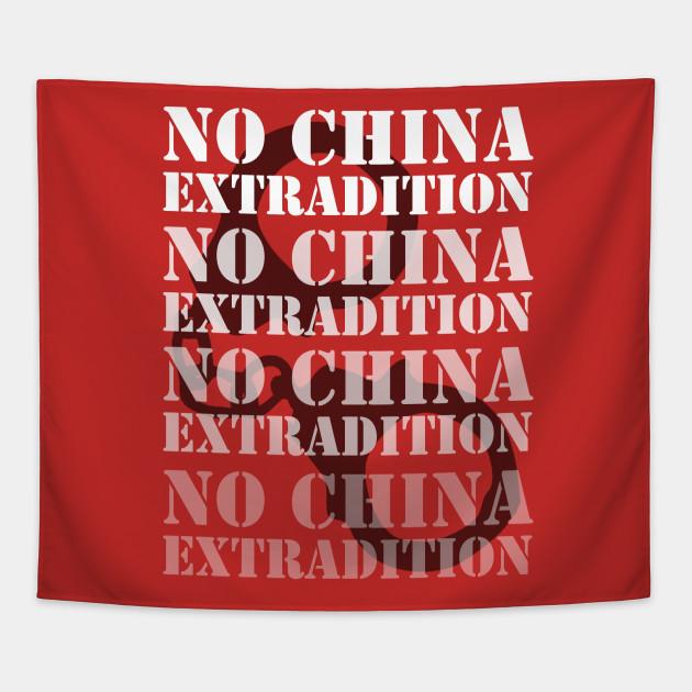 No China Extradition Law On Hong Kong