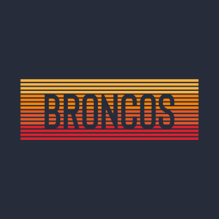 super popular 3583f a3a97 Broncos T-Shirts | TeePublic