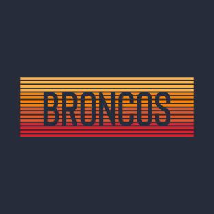 super popular d7218 61dc5 Broncos T-Shirts | TeePublic