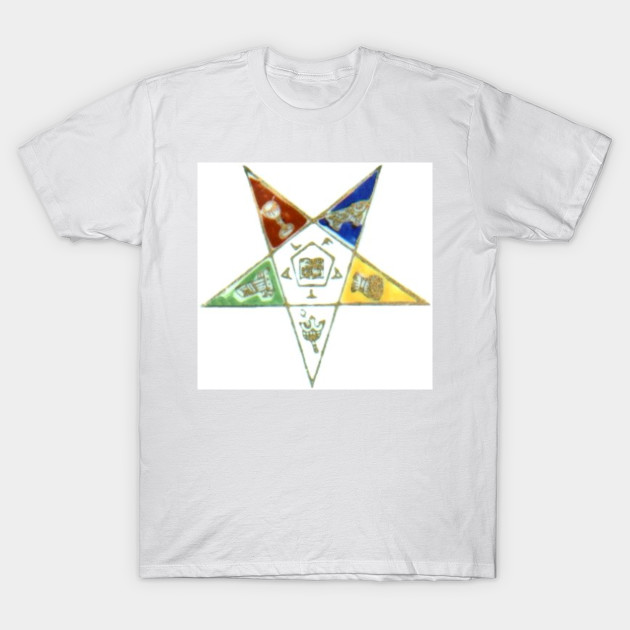 c519e40f Order Of The Eastern Star - Order Of The Eastern Star - T-Shirt ...