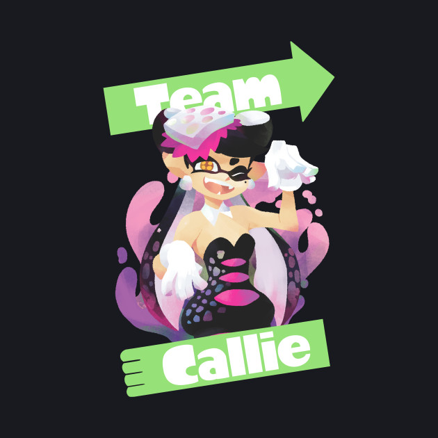 Splatfest - Team Callie