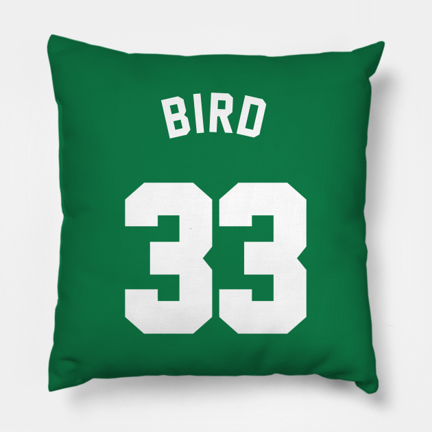 Larry Bird Jersey Number