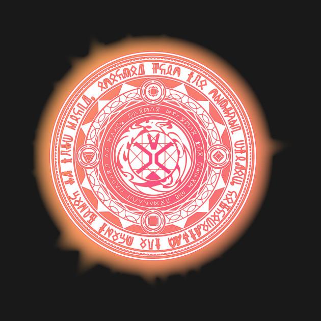 Kamen Rider Wizard Logo - Masked Rider - T-Shirt