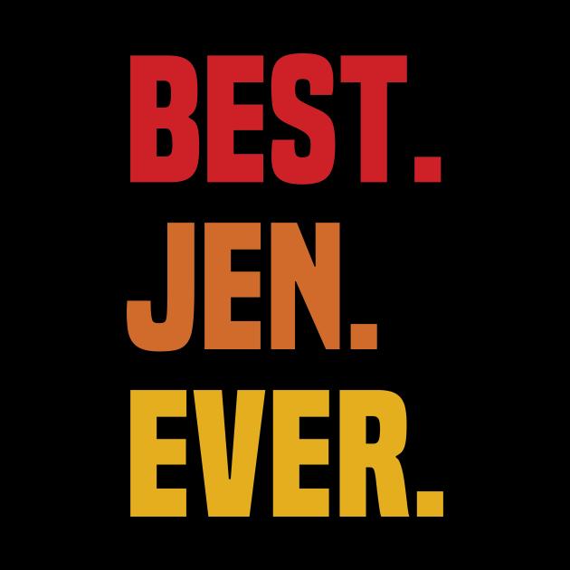 BEST JEN EVER ,JEN NAME