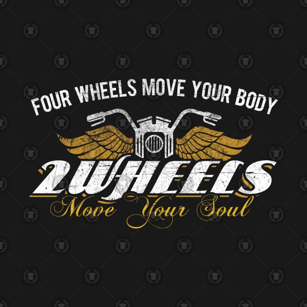Two Wheels...