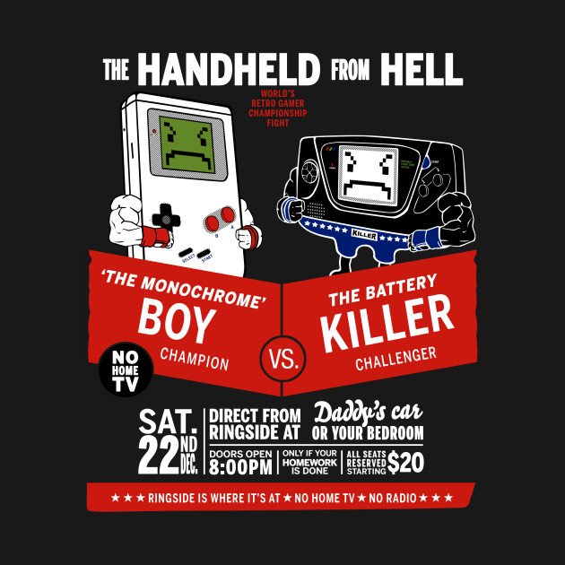 Handheld From Hell T-Shirt
