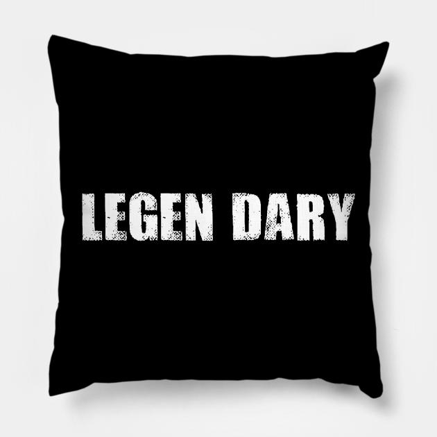 Legen Dary (white)