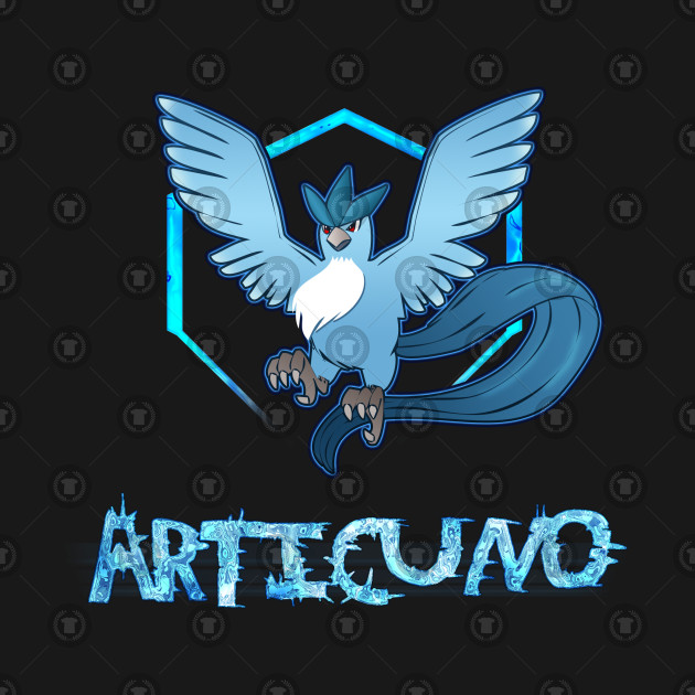 Articuno (Team Mystic)