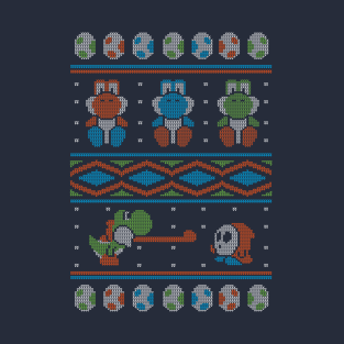 Wool is Cool.  Special Christmas Ugly Sweater t-shirts