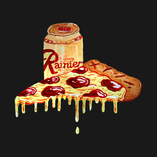 Beer and Pizza t-shirts