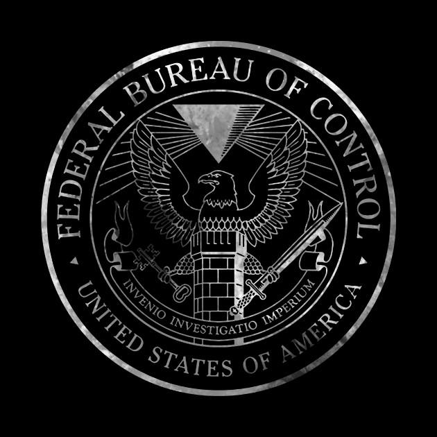 Federal Bureau of Control White