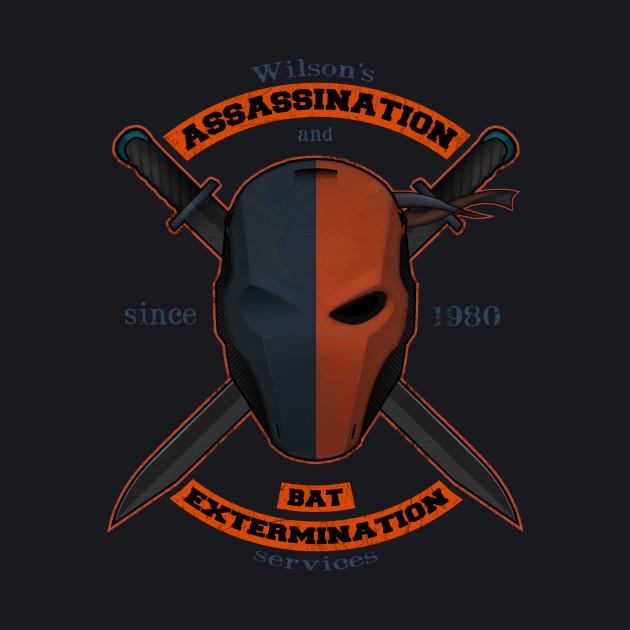 Deathstroke's mercenary services