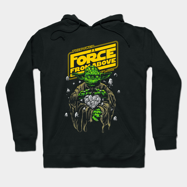 5910737883e9 THE POWER OF LOVE - Force - Hoodie | TeePublic