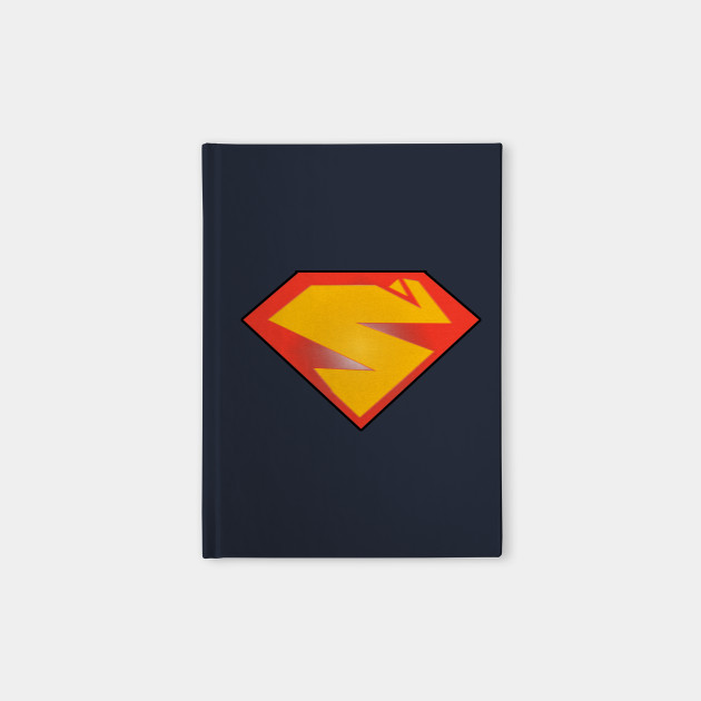 Superwoman Rebirth Logo Notebook