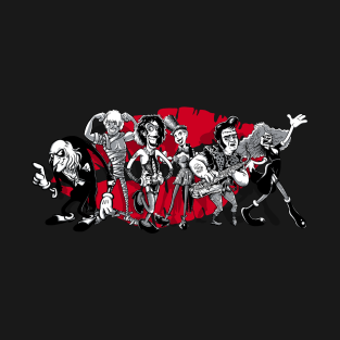The Rocky Horror Show Gifts And Merchandise Teepublic
