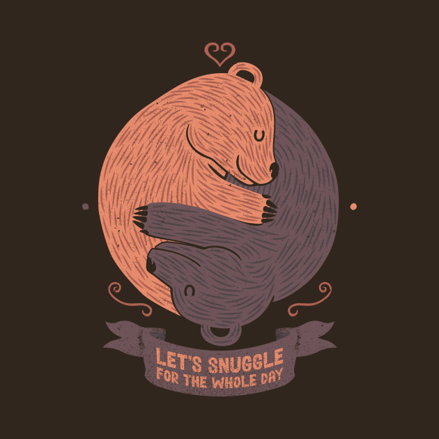 Let's Snuggle For The Holy Day
