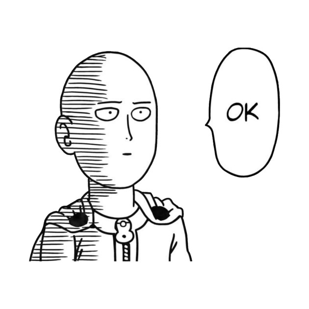 Ok (One Punch Man)