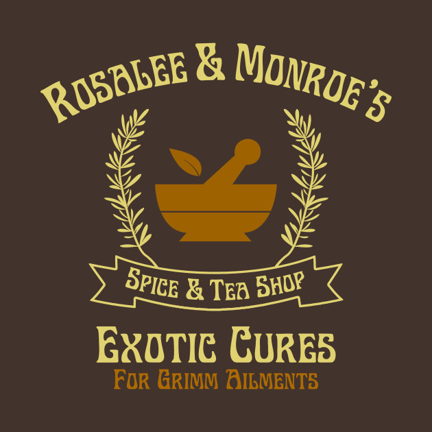 Rosalee & Monroe's Exotic Spice & Tea Shop