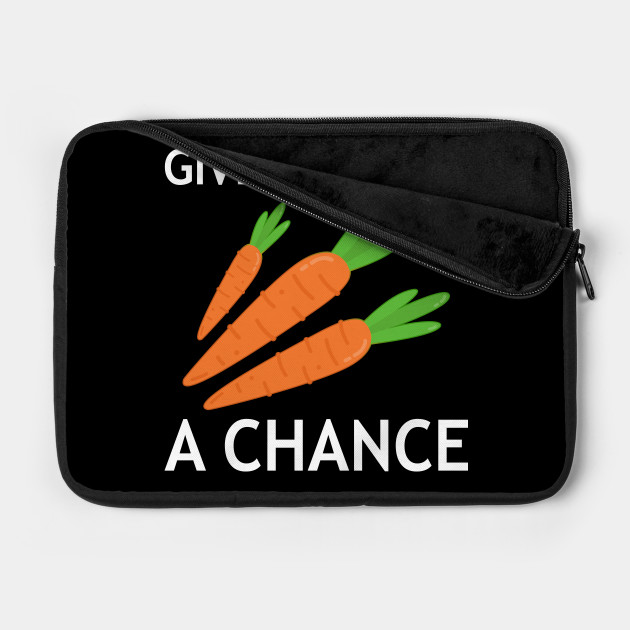 Give Carrots A Chance Earth Day