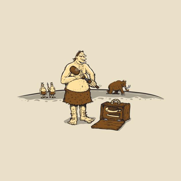 Hitman of the Stone Age