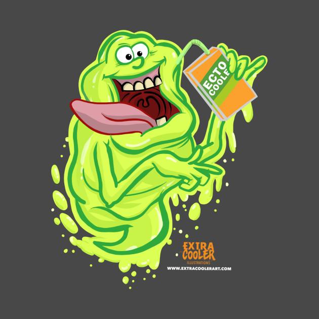 Slimer - Ecto Cooler Shirt