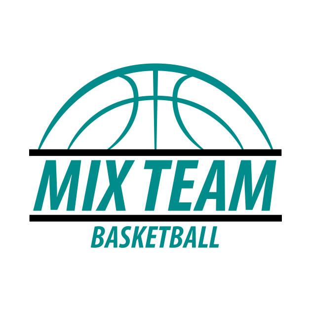 Mix Team Basketball