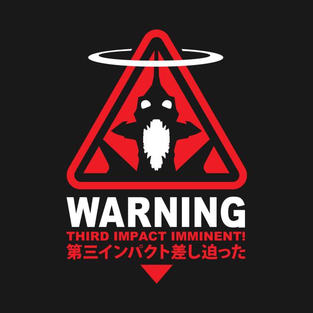 Tokyo-3 Warning T-Shirt