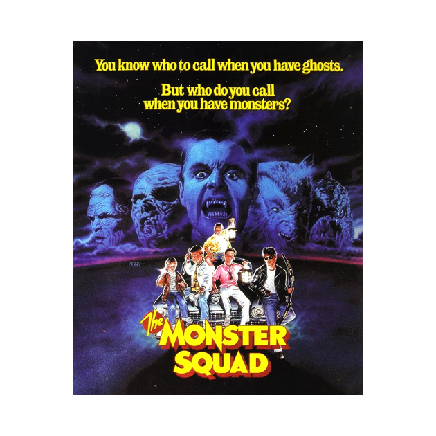 Halloween Monster Squads 80s Comedy Horror Movies
