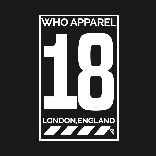 WHO Apparel '18