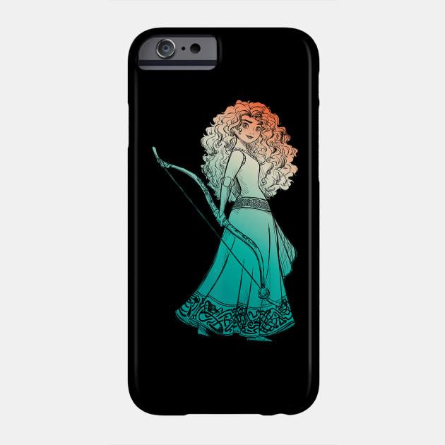 Disney and PIXAR Brave Merida Stylized Phone Case