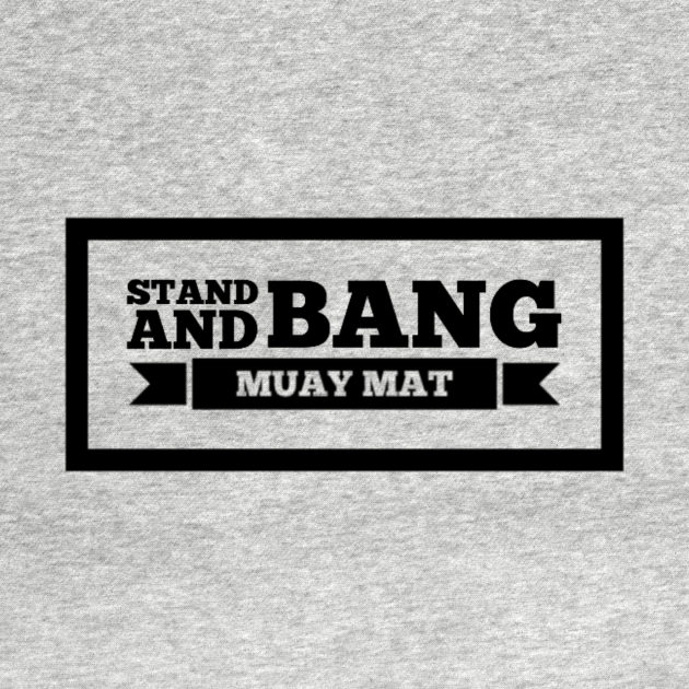 Stand and Bang Muay Mat Design