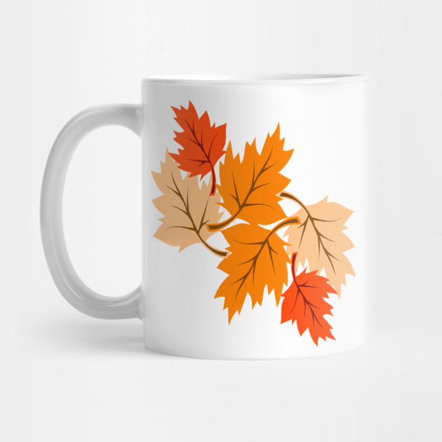 Thanksgiving Turkey pattern Mug