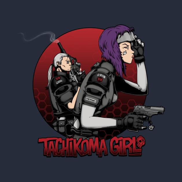 Tachi-Tank Girl